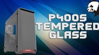 Phanteks P400S Tempered Glass