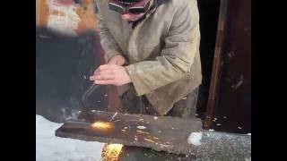 как резать газовым резаком...с какой скоростью можно резать металл толщиной в 20мм