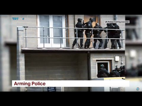 Insight: Arming Police and Keeping London Safe
