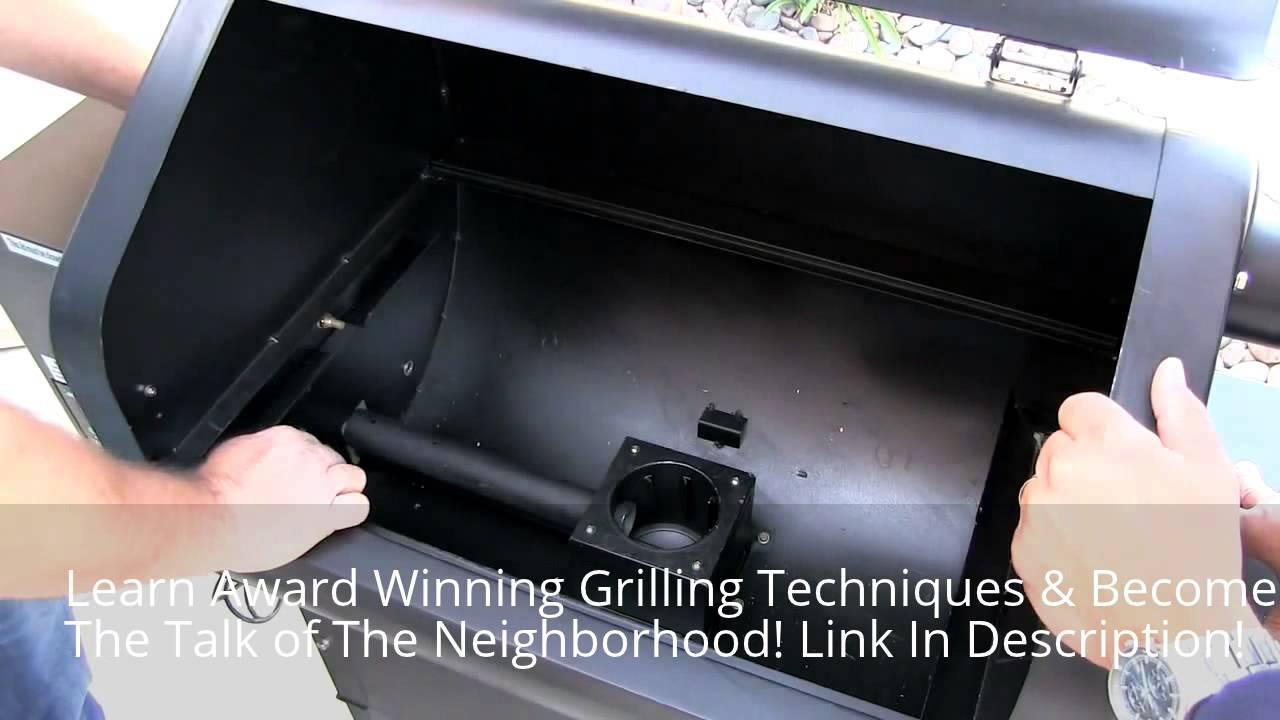 How To Set Up The Green Mountain Daniel Boone Pellet Grill