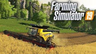 ZARABIAMY *DUŻO* PIENIĘDZY (Shepard & Sylo) - Farming Simulator 19 #34