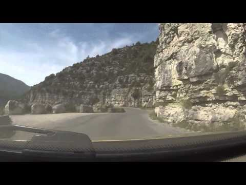 Alpes Maritimes (France) - GoPro 3 Silver Edition
