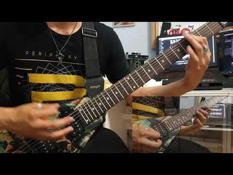 Pale Aura - Periphery  Guitar Cover
