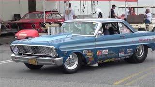 1965 Ford Falcon Nostalgic Drag Action