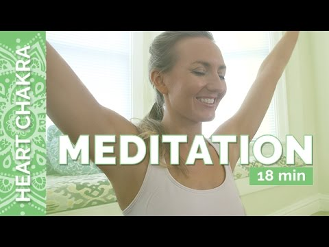 Heart Chakra Meditation: Open Yourself To Love w/ This Guided Meditation | Chakra Challenge