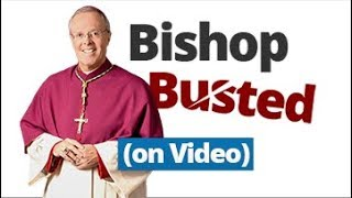 The Vortex — Bishop Busted (on Video)