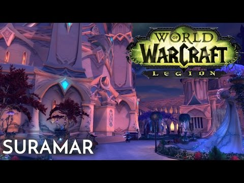 Legion | Suramar | Undersea Survey | World Quest