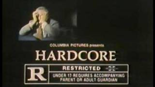 Hardcore 1979 TV trailer