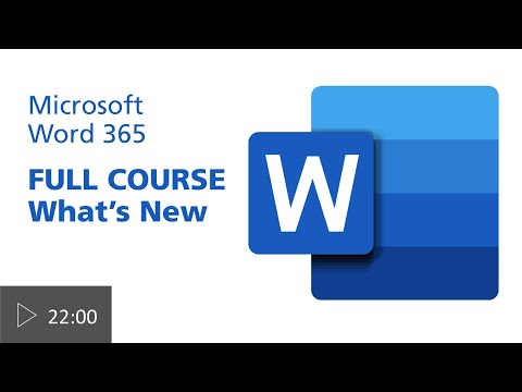 What's New (FULL COURSE)
