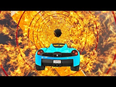WORLD'S HOTTEST 1,000 DEGREE RACE! (GTA 5 Funny Moments)