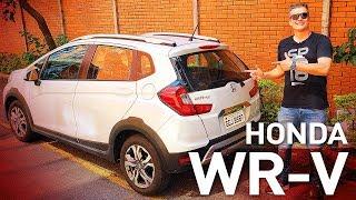 Honda WR-V (WRV) 2019 - É SUV ou não é? - A Roda #71