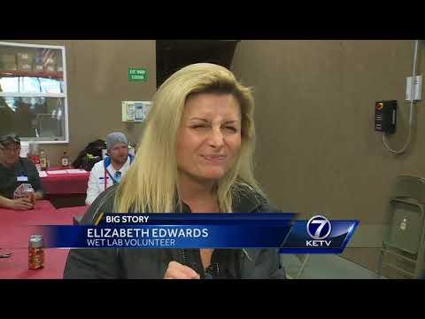 Area law enforcement training to spot drunk drivers