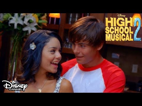 You Are The Music In Me 🎵 | High School Musical 2 | Disney Channel UK