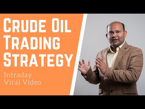 Crude Oil Intraday Trading Strategy (Limited Time Only) Part 2