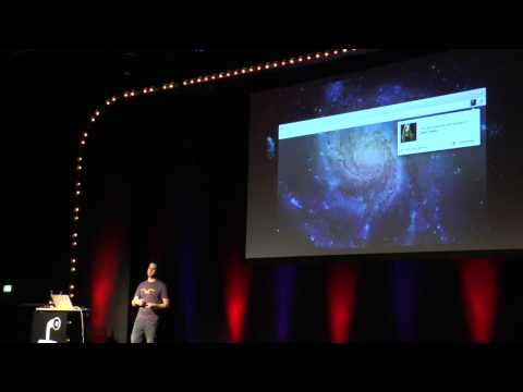 Bastian Allgeier – Escape To Planet Aerth – btconfDUS2014
