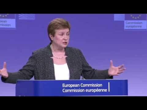 Commissioner Georgieva on the floods in Serbia and Bosnia and Herzegovina