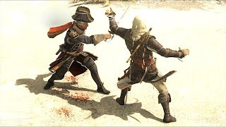Assassin's Creed 4 Black Flag Pirate King Rampage vs The GunPoweder Plot Ultra Settings