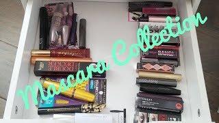 Makeup Collection 2018: Mascara Collection