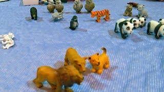 Мир карманных животных семейка Веселая распаковка Pocket Box Family