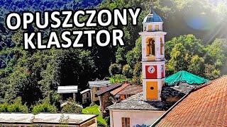 Niedostępny zapomniany klasztor w Alpach - Urbex History