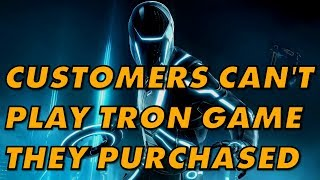 Old Tron Game Unplayable Because Of DRM (And Because You Don't Own Your Games)