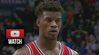 Jimmy Butler Full Highlights at Timberwolves (2014.11.01) - 24 Pts, Clutch!