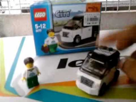 Lego 3177 Smart Car And Sport Coupe Version Youtube