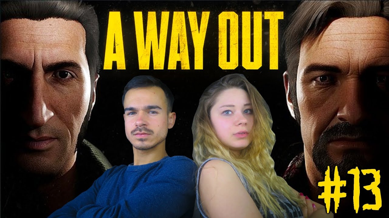 das emotionalste finale a way out lets play 13 youtube. Black Bedroom Furniture Sets. Home Design Ideas