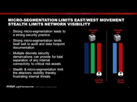 Micro-segmentation design using SDN Fx - Part 1
