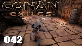 CONAN EXILES [042] [Neue Rüstung herstellen] [Multiplayer] [Deutsch German] thumbnail