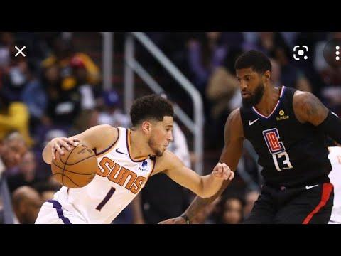 Nba Western Conference Finals Set Suns Vs Clippers By- Eric Pangilinan - Vlog