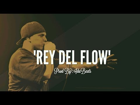 """REY DEL FLOW"" - BASE DE RAP HIP HOP INSTRUMENTAL PARA IMPROVISAR (BY IDUBEATS)"