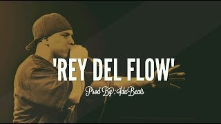 """REY DEL FLOW"" - BASE DE RAP HIP HOP INSTRUMENTAL PARA IMPRO..."
