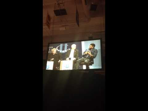 Usher sings for Clinton Global Initiative University