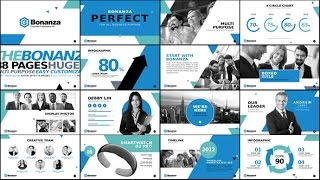 After Effects Template: Bonanza - Corporate Presentation