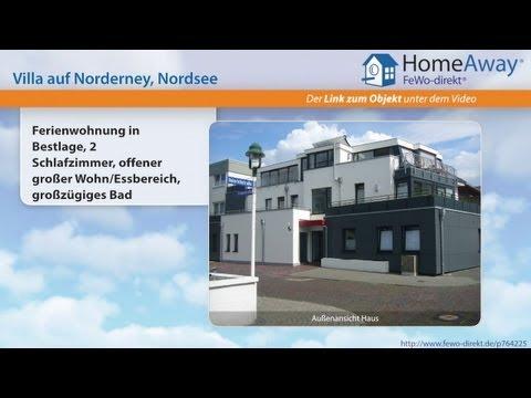 Norderney: Ferienwohnung in Bestlage, 2 Schlafzimmer, offener großer ...
