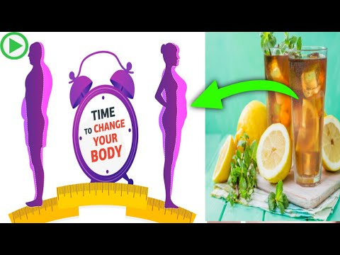 How To Lose Weight Fast 15 Pounds In Just 10 Days || How To Lose Weight Fast With Lemon.
