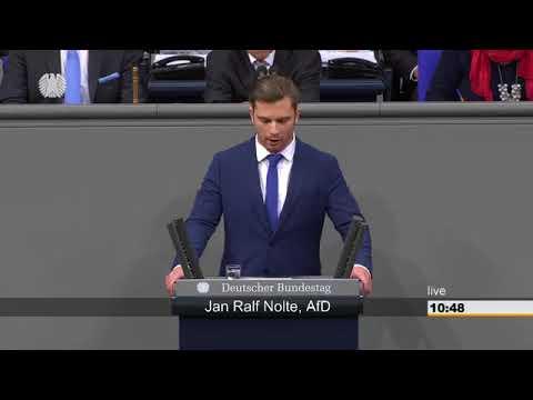 Ex-Soldat redet im Bundestag Klartext! Genau zuhören!