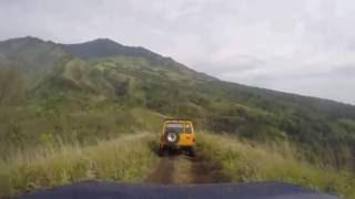 "Fun Offroad Journey -- "" BUDUG ASU  - the love hill """