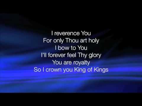 Your Majesty by  Bishop TD Jakes lyrics