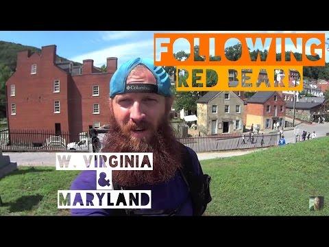 The Appalachian Trail - West Virginia & Maryland (HD)