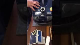 Правильная эксплуатация пылесоса Thomas Twin t2