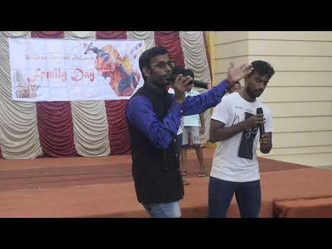 Chennai Event MC Thamizh & MC Lambo Kanna Welcome Intro At KEH Apartment, Madavakkam