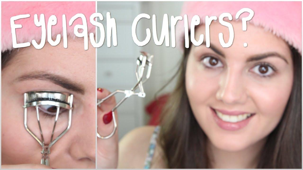 How to Use an Eyelash Curler