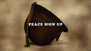 "Jordan Frye - ""Peace Sign Up"" (Official Lyric Video)"