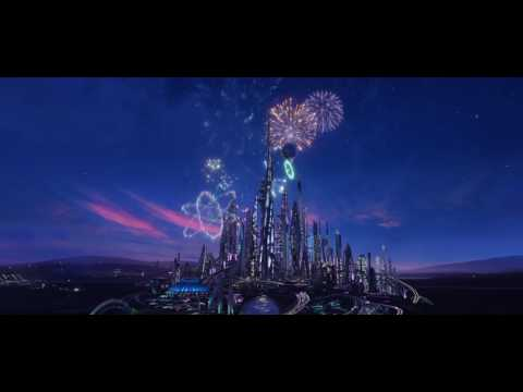 Walt Disney Pictures   Intro Logo  Tomorrowland 2015   HD