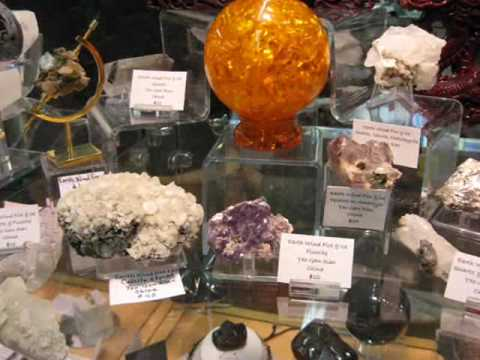 Earth WInd Fire Ice - Rocks & Minerals, Fossils & Beads & Jewelry