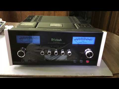 McIntosh MA8900 Stereo Integrated Amplifier Review - SECRETS of Home Theater and High Fidelity