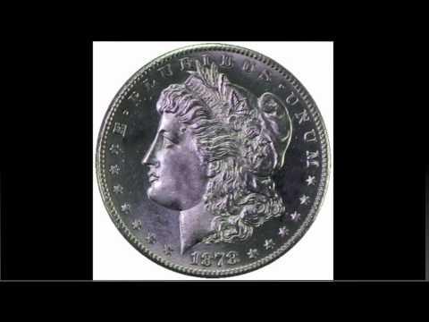 Rare Coins - Silver & Gold