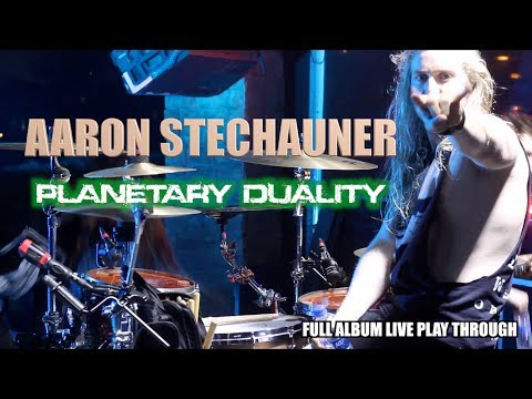 Aaron Stechauner - Planetary Duality FULL ALBUM - Live Playthrough Mp3